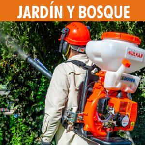 JARDINERÍA Y BOSQUE